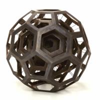 Quantum Sculptures: Buckyballs