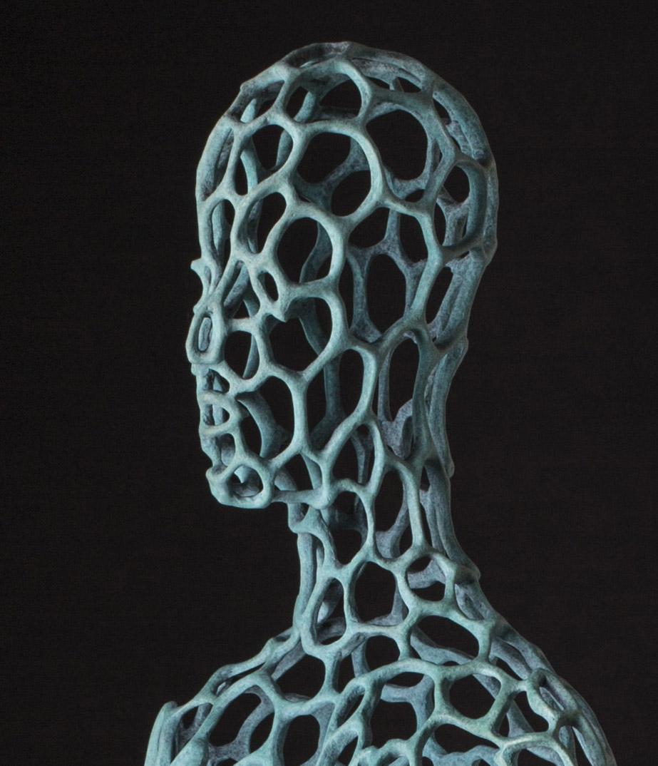 Untitled (Slender Bronze), 2013