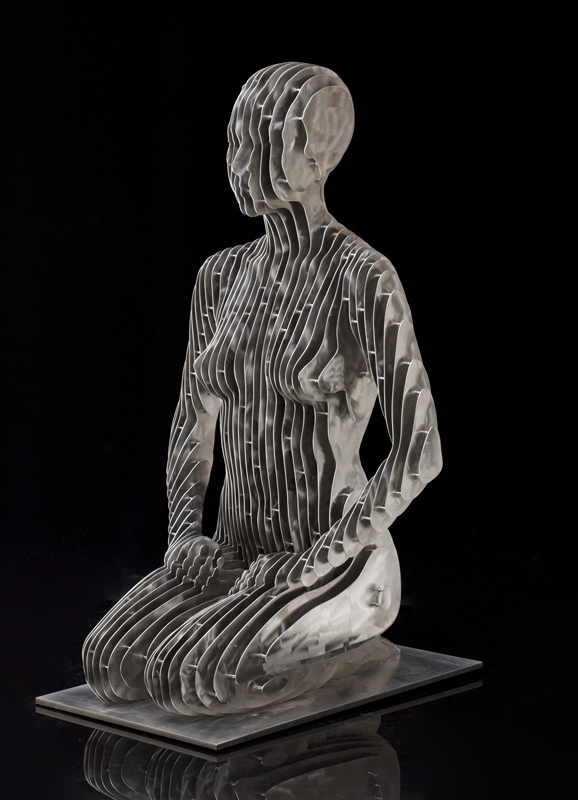 Onah seated, 2015