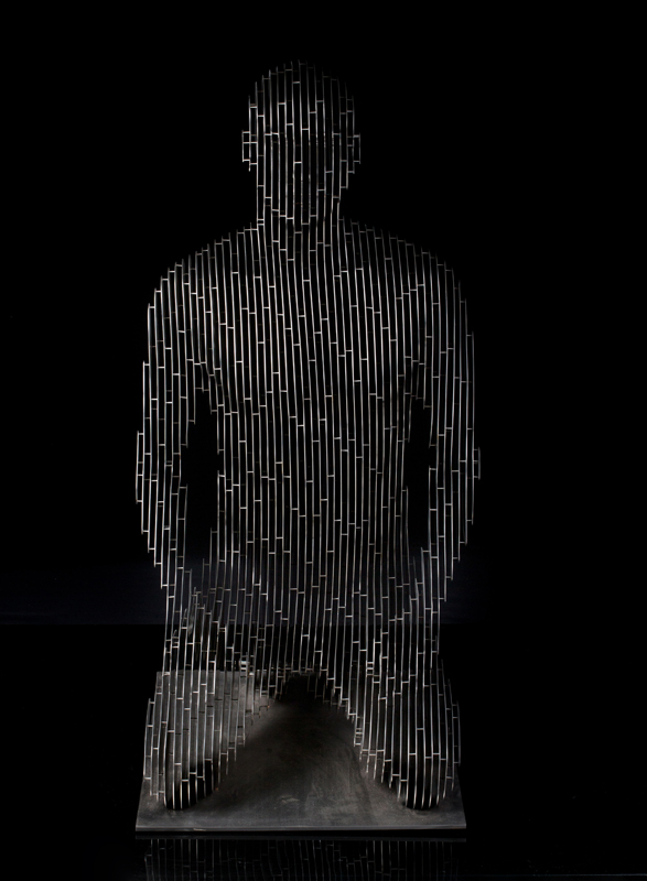 Kneeling Man, 2015
