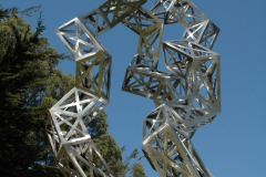 Protein Sculptures: Outdoor Works