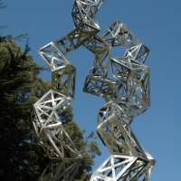 Protein Sculptures: Outdoor Works