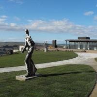 Quantum Sculptures: 'Quantum Man'